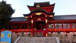 京都府八幡市の石清水八幡宮