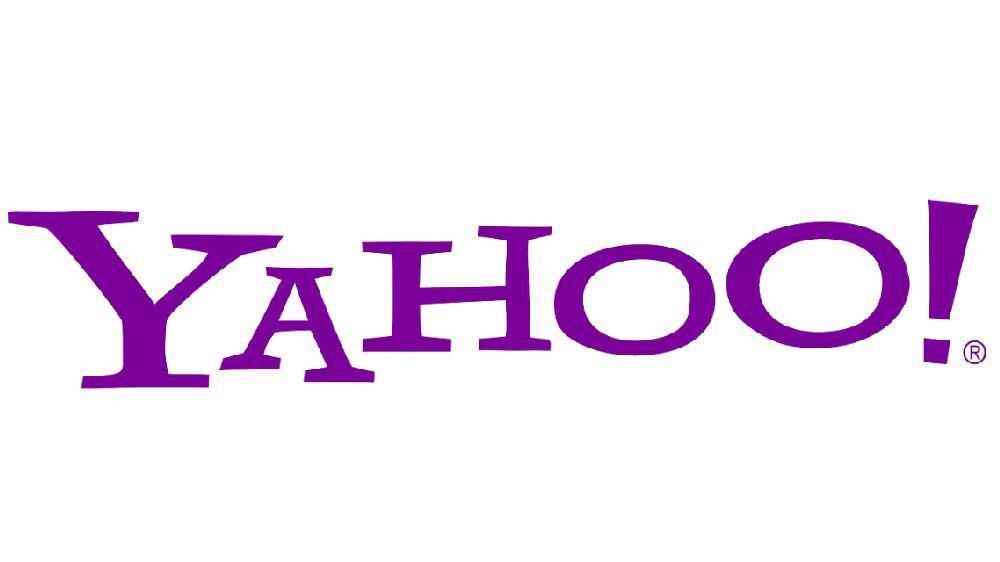 ヤフーの紫色ロゴ