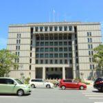 大阪市役所の外観