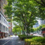 大阪府茨木市のとある駅前